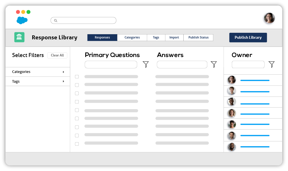 RFP Knowledge Library